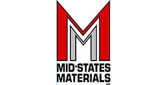 Mid-States Materials Logo