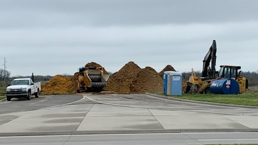 Edgerton's First Travel Plaza Breaks Ground